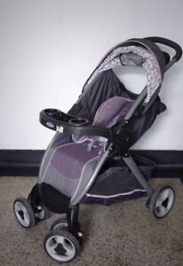 Graco FastAction Fold Click Connect Baby Stroller