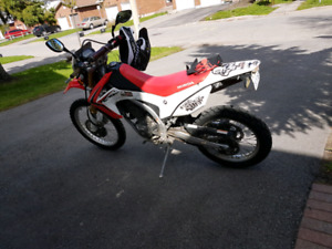 2013 crf250L - trade for car