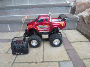 Firestorm RC Truck