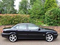 2007 (57) Jaguar X-TYPE 2.2D (152 bhp) 4 Door Sovereign..VERY HIGH SPEC!!