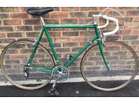 59cm Evans Lightweight Full Campagnolo Record, 3ttt race bike racing bicycle Rare L'Eroica