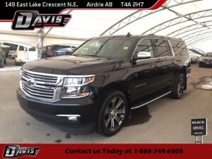 2017 Chevrolet Suburban Premier SUNROOF, NAVIGATION, BOSE AUDIO