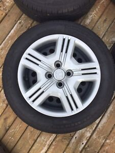 4 ALL SEASON 4X100 15inch TIRES 175/65R15 84H FOR SALE