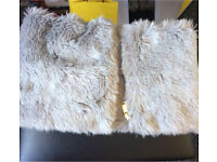 Kurt Geiger Fur wrap