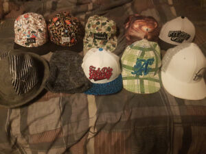Hats Most Barely Worn