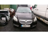 Vauxhall Insignia 2.0 diesel 2008 breaking for parts