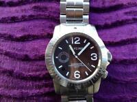 Glycine lagunare Swiss automatic divers watch