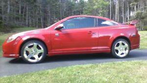 2007 Chevrolet Cobalt ss/sc Coupe (2 door)
