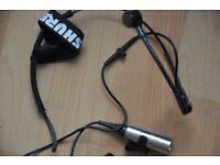 Shure WH20 XLR mic headset £50