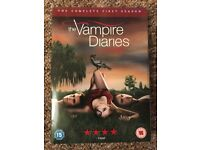First Season of The Vampire Diaries - DVD