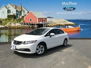 2015 Honda Civic LX  - Bluetooth -  Cruise Control -  Power Wind