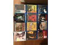 Blu rays for sale £3.50 each Except London 2012