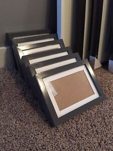 Many IKEA Ribba Picture Frames