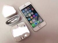 Apple iPhone 5s 64GB Gold, Unlocked, +WARRANTY, NO OFFERS