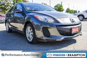 2013 Mazda MAZDA3 GS-SKY|BLUETOOTH|CRUISE CTRL|HTD SEATS|MP3