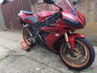 Yamaha r1 low mileage