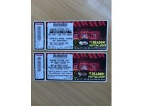 Reading Festival Weekend Ticket inc Camping Plus Early Bird entry (2 Available) - Selling at Cost