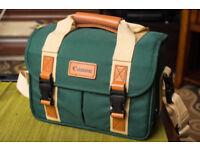 Canon Canvas Camera Bag - New