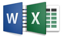Cours Excel & Word