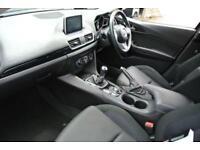 2014 Mazda 3 2.2d SE Nav 5dr Manual Diesel Hatchback