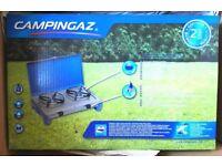 Campingaz 2 Burner lpg Camping Stove - New