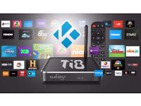 Latest Tv Box - All- Movies - Sports - Kids Tv - International - Bollywood - Series -Fast - Powerful