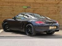 Porsche Cayman 2.9 2dr PDK STUNNING EXAMPLE (black) 2011
