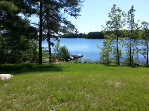 Cottage rental for fall