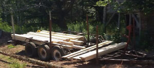 rough sawn lumber for sale