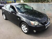 LEXUS IS220 DIESEL, 56 PLATE LOW MILES**FULL SERVICE HISTORY**SAME OWNER FOR 9 YEARS**