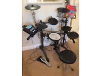 Roland TD6V electronic drum kit