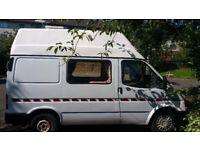 1999Ford Transit camper van 4months mot
