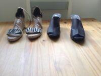 Next ladies shoes for sale, size 4