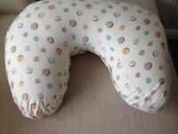 Baby nursing Cushion pillow support from Mothercare