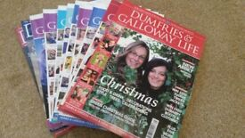 Dumfries and Galloway Life Magazine (Issues 15 - 25)