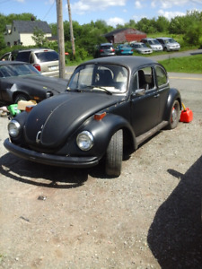 73 BEETLE FOR SALE