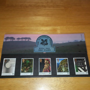 The National Trust Stamps