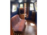 Harbor Marine 64ft Narrowboat - 1986 - Perfect Project to finalize -