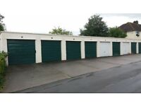 GARAGES TO RENT IN GLASTONBURY SOMERSET - £15.48 a week - AVAILABLE NOW