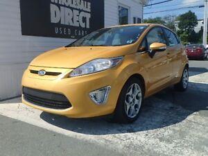 2011 Ford Fiesta HATCHBACK SES 1.6 L