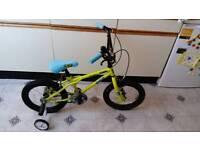 Nearly new! Boys bike