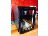 Nearly new wine fridge ideal for summer just bought Holland Road W14
