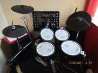 Roland All Mesh Digital V Drums TD_4