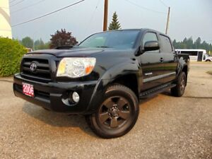 2006 Toyota Tacoma 4WD D-CAB V6 OFFROAD