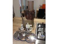 Moulinex Masterchef food processor
