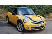 Mini Mini 1.6TD Cooper D + NICE COLOUR COMBO HOT HATCH!