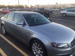 2011 Audi A4 Anniversary Audition Sedan