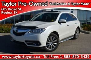 2014 Acura MDX Navigation Package