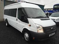 Ford TRANSIT 17 seat only 29,000 miles 14 Reg 135 T430