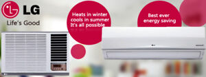 LG Central Air - Heat Pumps - Mini Splits